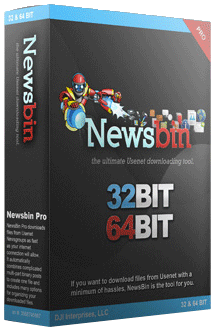 Newsbin Product Box